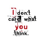 Dont You Think