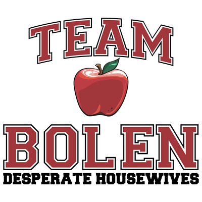 Team Bolen - Desperate Housewives
