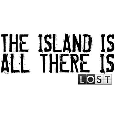 The Island Is All There Is