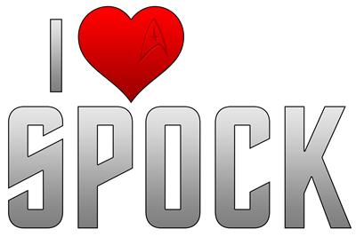 I Heart Spock