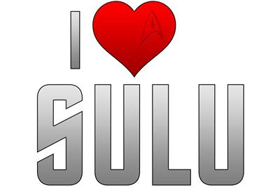 I Heart Sulu