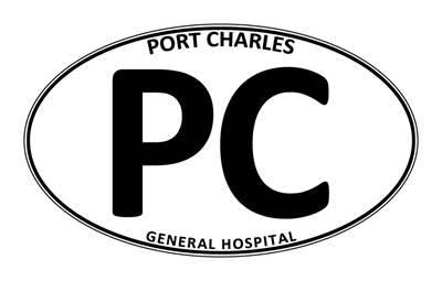 General Hospital - Port Charles PC Oval