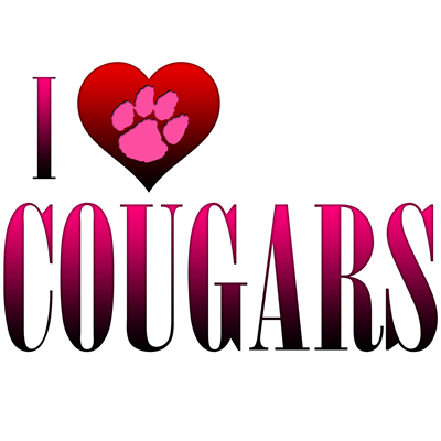 I Heart Cougars
