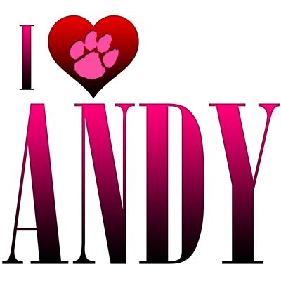 I Heart Andy
