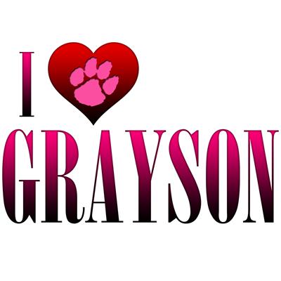 I Heart Grayson