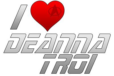 I Heart Deanna Troi