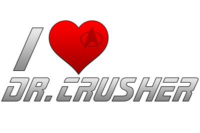 I Heart Dr. Crusher