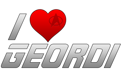 I Heart Geordi