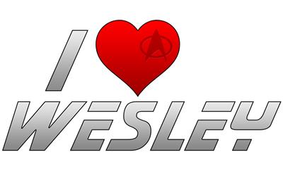 I Heart Wesley