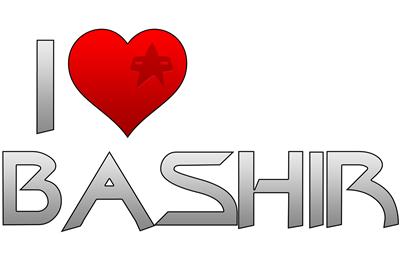 I Heart Bashir