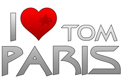I Heart Tom Paris