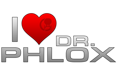 I Heart Dr. Phlox