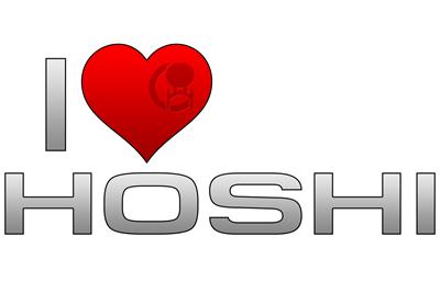 I Heart Hoshi