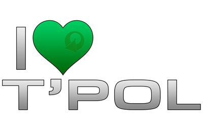 I Heart T'Pol - Green Heart
