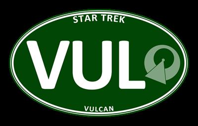 Star Trek: Vulcan Green Oval