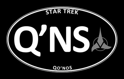 Star Trek: Qo'noS Black Oval