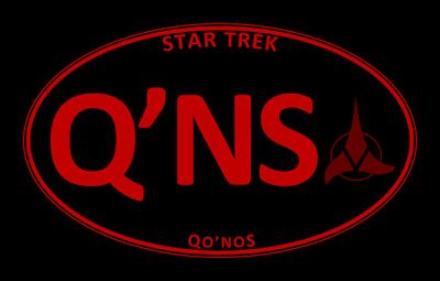 Star Trek: Qo'noS Red Oval