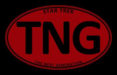 Star Trek: TNG Red Oval