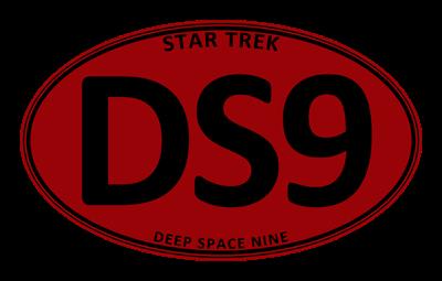 Star Trek: DS9 Red Oval