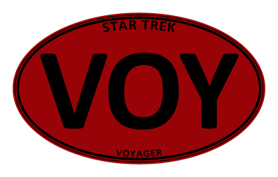 Star Trek: VOY Red Oval