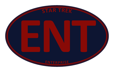 Star Trek: ENT Red Oval