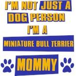 Miniature Bull Terrier Daddy