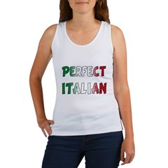 The Perfect Italian Women's Tank Top
