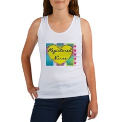 Registered Nurse Women's Tank Top