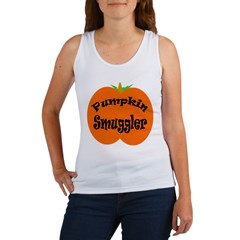 Pumpkin Smuggler Women's Tank Top