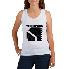 Thompson High Warriors Women's Tank Top
