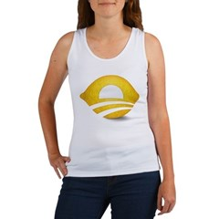 Lemon Presiden Women's Tank Top