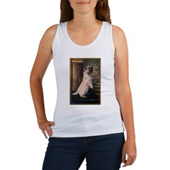 &quot;Sitting Pretty&quot; Cairn Terrier Women's Tank Top