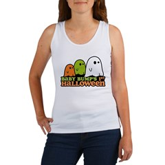 Baby Bump's 1st Halloween Women's Tank Top