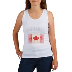 - Canadia Women's Tank Top