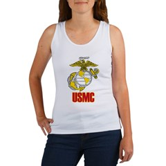 United States Marine Corps Women's Tank Top