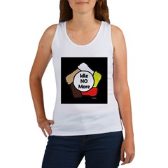 Idle No More - Five Hands Women's Tank Top