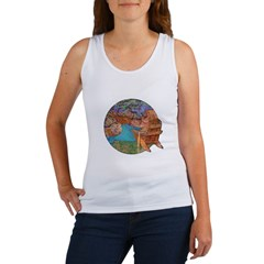 Red Canyon Women's Tank Top