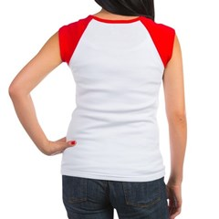 """Catcher/Catch This"" Women's Cap Sleeve T-Shirt"