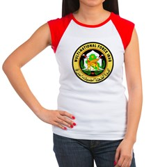 Iraq Force Women's Cap Sleeve T-Shirt