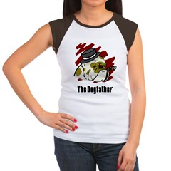 The Dogfather Women's Cap Sleeve T-Shirt