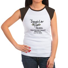 Custom for Tammy Women's Cap Sleeve T-Shirt