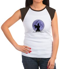 Samurai Spirit 1 Women's Cap Sleeve T-Shirt