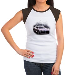 Joels car Women's Cap Sleeve T-Shirt
