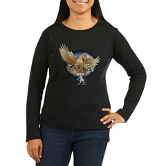 Last Great Act of Defiance Women's Long Sleeve Dark T-Shirt
