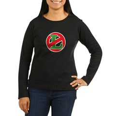 Noel Women's Long Sleeve Dark T-Shirt