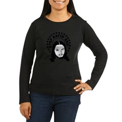 Stop Hatin' Bro! Women's Long Sleeve Dark T-Shirt