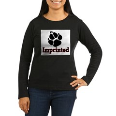 IMPRINTED2 Women's Long Sleeve Dark T-Shirt
