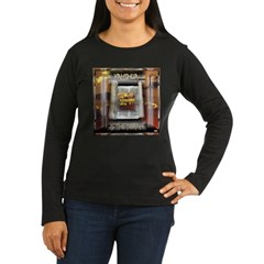 Yahshua is The Torah Women's Long Sleeve Dark T-Shirt