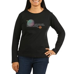 Autism Women's Long Sleeve Dark T-Shirt