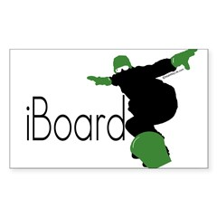 iBoard Rectangle Sticker (Rectangle 50 pk)